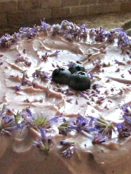 Lavender Cake 1