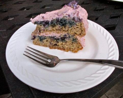 Lavender Cake 4