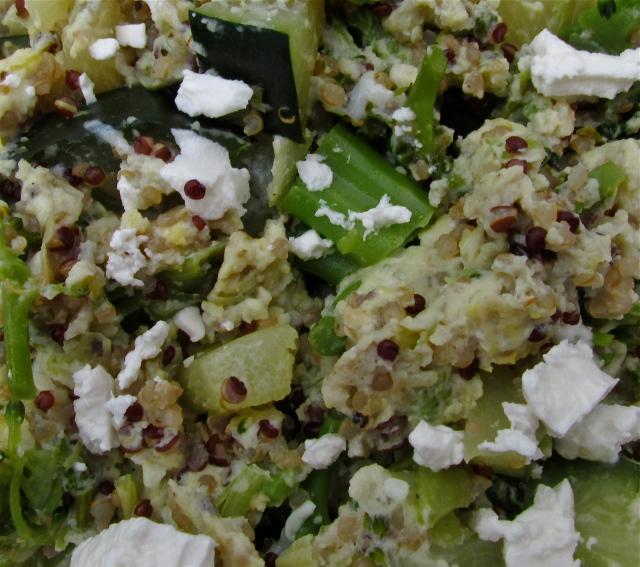 Quinoa and Eggs 2