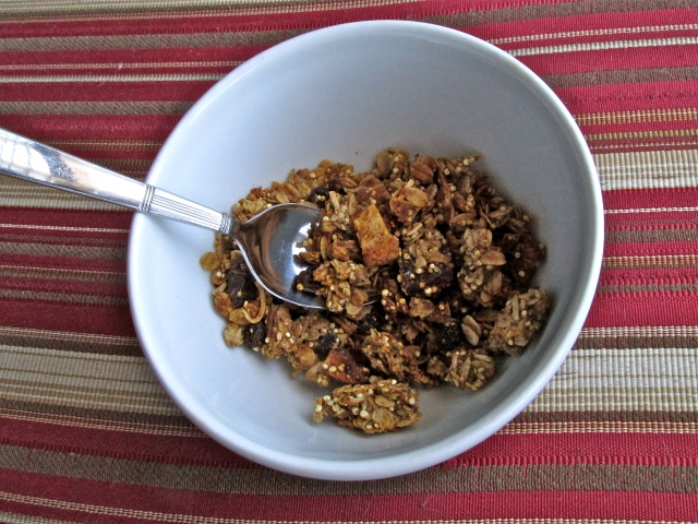 Apple Granola 6