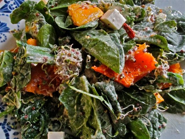 Harvest Salad 4