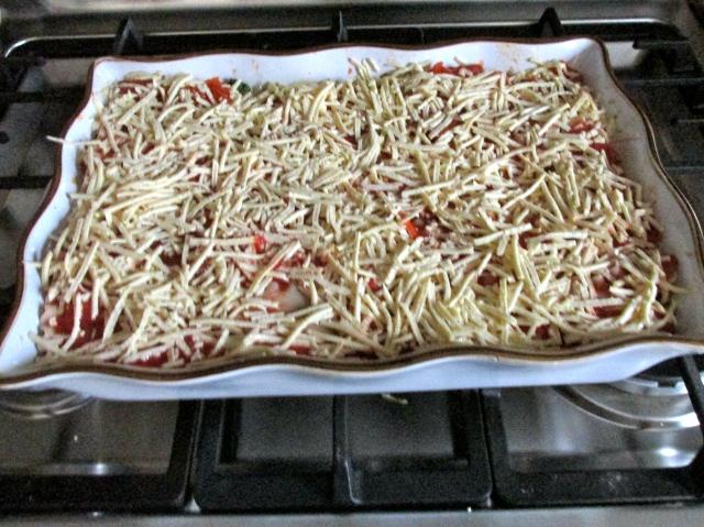 Vegan Lasagna  6