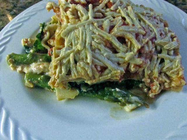 Vegan Lasagna  8