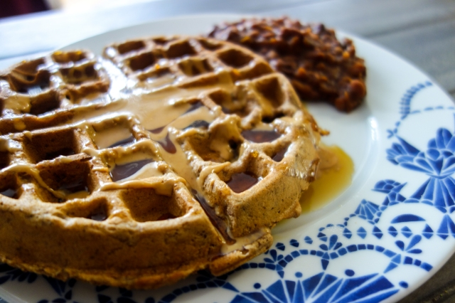Banana Bread Waffles (1 of 1)