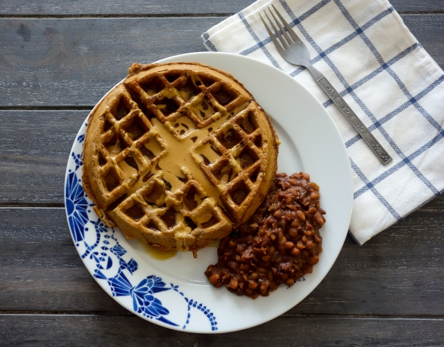 Banana Bread Waffles 2 (1 of 1)