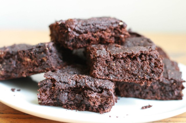 Pumpkin Brownies-5