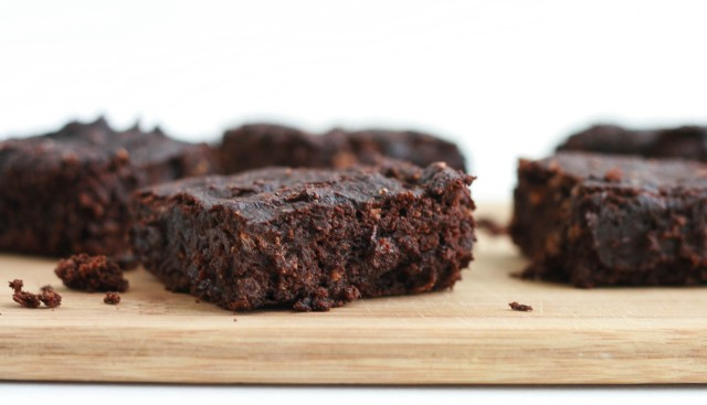 Pumpkin Brownies-8
